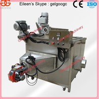 Stainless Steel Automatic Onion Frying Machine