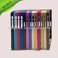 Cell phone case Aluminum Metal bumper case for iphone 5c, for iphone 5c case bumper ,for iphone case bumper