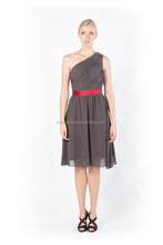 Woman Dress Wedding Cocktail Evening Casual Dress Night Out Knee Length Sleeveless Dress with Lining
