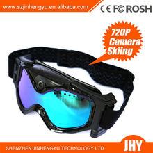 camera glasses 130 Degree Wide Angle outdoor Sports Skiing Goggles Sunglasses HD 720P Glasses Camera Taking Photo Video Camera