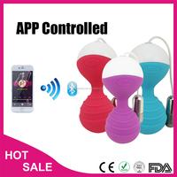 APP Bluetooth function smart egg vibrator kegel exerciser adult sex toys