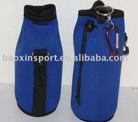 Neoprene Beer Bottle Water Bottle Holder/Cooler