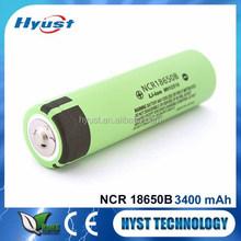 original ncr18650b 3400mah pa 18650 li-lon rechargebal battery - Free Samples
