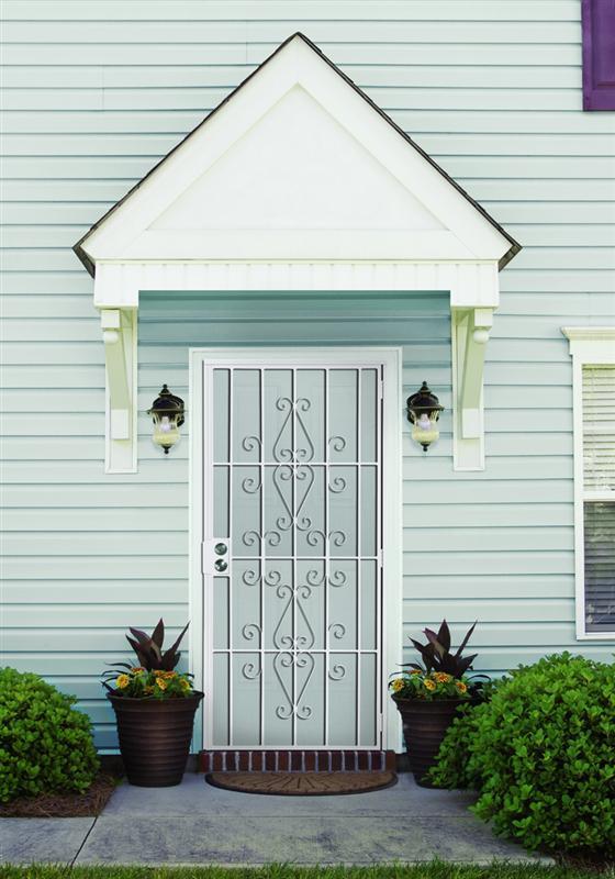 Iron Unique Home Designs Security Doors Stainless Steel Roller Shutter Doors
