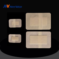 medical disposable material calcium alginate wound care dressing / foam dressing