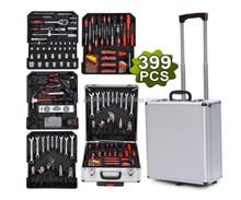 599pcs tool set case mechanics kit box, auto mechanic tools,case aluminium tool