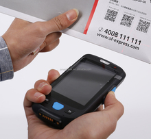 large battery QR android barcode scanner pda