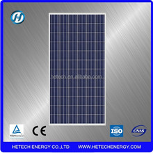 Polycrystalline silicon solar pv module 300w from Chinese factory