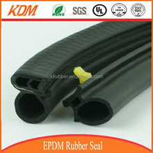 Factory custom extruded edge protection rubber car weather stripping