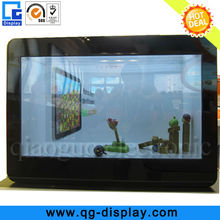 "22"" transparent lcd display"