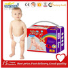 Nonirritating Breathable Baby Diaper with Excellent Absorbent