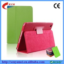 New arrival foldable protective cases wholesale tablet cover for ipad air 2 leather case