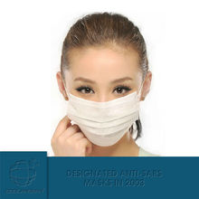 Germany PP material Physical inactivation pp non woven face mask/excellent filtering bacteria and PM2.5