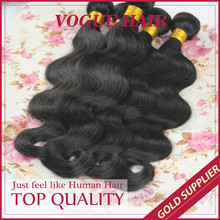 Grade 7A High Quality Synthetic Braiding Hair Extension Heat Resistant