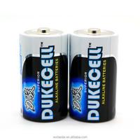 1.5V supre alkaline battery LR14 2s OEM brand