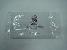OEM individually wrapped restaurant wet tissue