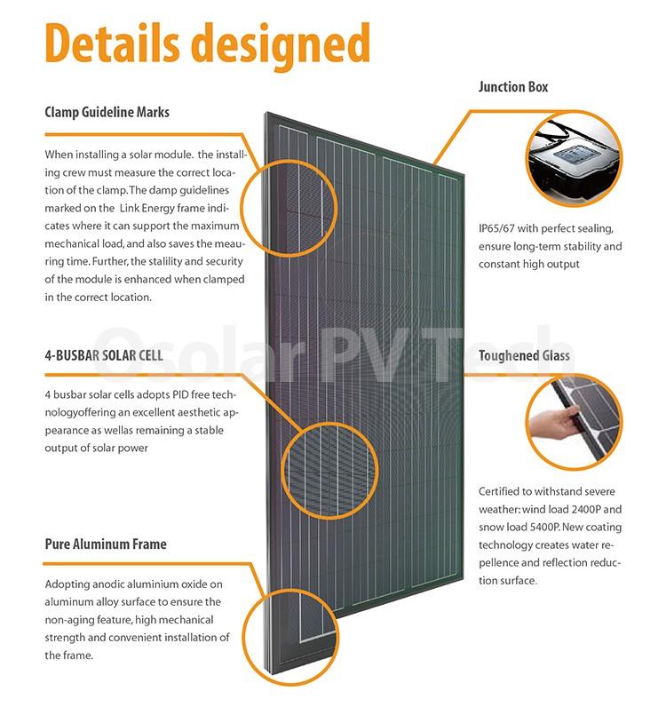 osolar meilleur prix par watt panneau solaire syst me en. Black Bedroom Furniture Sets. Home Design Ideas