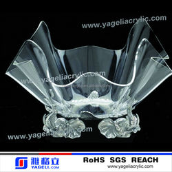 factory wholesale acrylic bowl