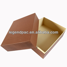 Mountain 2014 New Design Handmade Recycle Cardboard Jewelry Gift Box, Paper Gift Box Wholesale