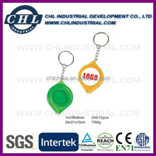 Promotional portable tape measure