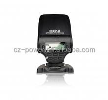 Meike MK-320 Mini luz de Flash TTL Speedlite para Canon EOS 7D mark ii 5D mark III 7D 60D 6D