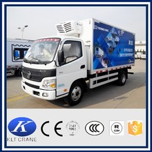 refrigerated truck trailer,food truck refrigerator freezer