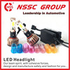 Super Bright H9 24W car led headlight for toyota fortuner