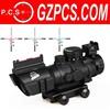 GZ10105 Rifle scope manufacturers military long range 4X32 scope sight illuminated air rifle scopes