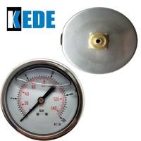 mbar low pressure gauge back connection
