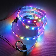 2015 new product WS2812b led strip 5050 dream rgb color for party decoration