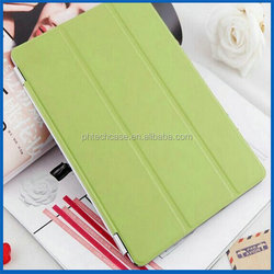 Tri-Fold Magnetic Leather Cover Case W/Stand Front Cover for iPad air 12,for ipad mini 1 2 3