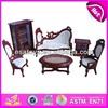 2015 New kids wooden toy sofa set, popular mini children toy sofa, high quality toy sofa,sofa toy,miniatures decoration WJ278059