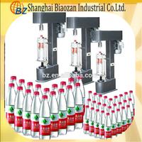 Semi-automatic plastic bottle capping machine/manual capper