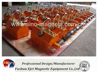 high frequency 1 ton permanent lifting magnet, magnetic lifter with strong force