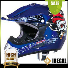 Dirt Bike Cheap Full Face Industrial Motorcycle Helmet for sale