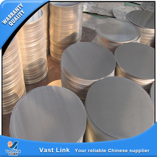 custom-produced cheap priced aluminium circle with competitive price