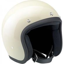 high quality gloss vintage free motorcycle helmet