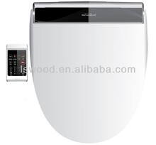 automatic Toilet Bidets with hot and cold water massage function