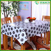2015 popular high quality attractive overlay table cloth