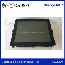 Square Touch Screen 15/ 17/ 19 Inch Open Frame TFT LCD Monitor 12 Volt