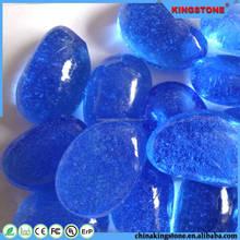 Para que novo modelo remendar seixo jardim natural vidro pebble com cor agradável parede pebble