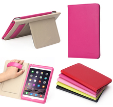 Folding Slim Smart Magnetic Cover Case for iPad 4 mini air Sleep Wake Stand