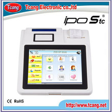 Cheapest new products 12 inch touch screen pos machine in pos systems