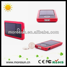 High capacity led flashlight Cheap bulk buy solar charger for phone 2000mA/3000mA,hottest mobile charger