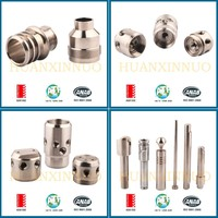 Customized cnc machining parts with aluminum brass