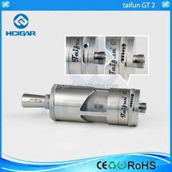 China market of electronic Hcigar high quality with bell cap Taifun gt 2 1:1 taifun gt2 clone