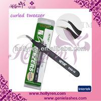 Esd tweezer,esd vetus tweezers esd-12, eyelash extension tweezers