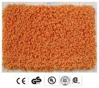 comfort chenille antislip handmade car carpet in roll