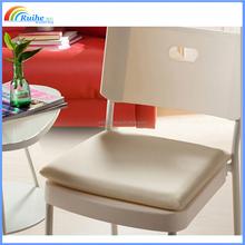 hot sale car seat cushion in bulk, memory foam seat cushion in light gray