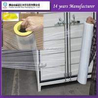 FOSHAN manufacturer Hand and Machine Grade LLDPE Stretch Film